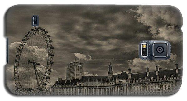 London Eye Galaxy S5 Case by Martin Newman