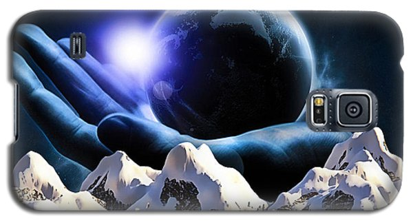 Magic Galaxy S5 Case by Marvin Blaine