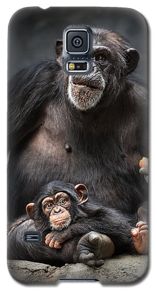 Mommy Pillow Galaxy S5 Case by Jamie Pham