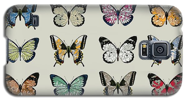 Papillon Galaxy S5 Case by Sarah Hough