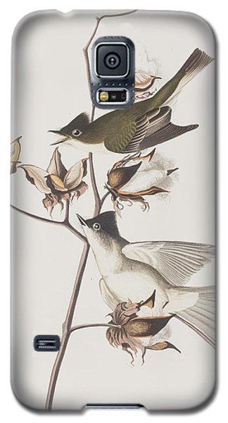 Pewit Flycatcher Galaxy S5 Case by John James Audubon