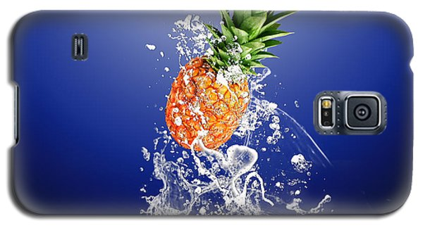 Pineapple Splash Galaxy S5 Case by Marvin Blaine