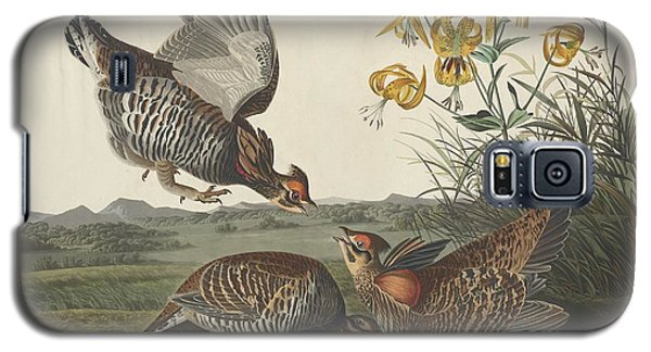 Pinnated Grouse Galaxy S5 Case by John James Audubon