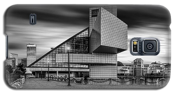 Rock And Roll Hall Of Fame  Galaxy S5 Case by James Dean