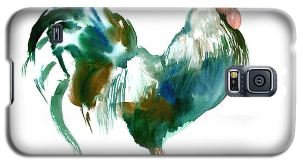 Rooster Galaxy S5 Case by Suren Nersisyan