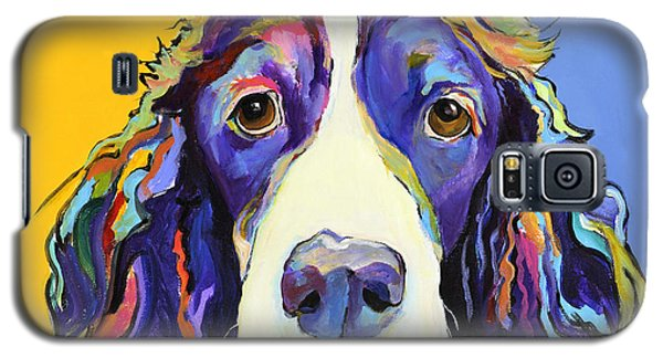 Animals Galaxy S5 Cases - Sadie Galaxy S5 Case by Pat Saunders-White