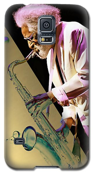 Sonny Rollins Collection Galaxy S5 Case by Marvin Blaine