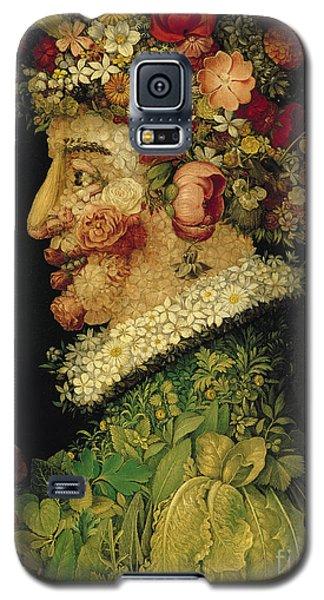 Spring Galaxy S5 Case by Giuseppe Arcimboldo