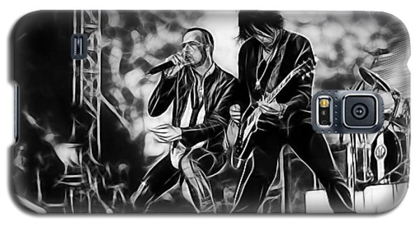 Stone Temple Pilots Collection Galaxy S5 Case by Marvin Blaine