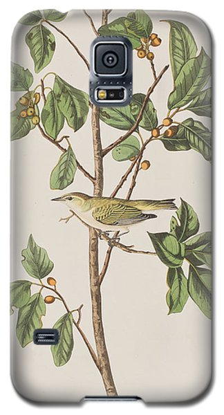 Tennessee Warbler Galaxy S5 Case by John James Audubon