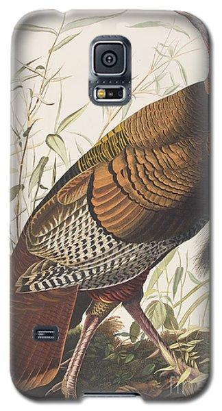 Wild Turkey Galaxy S5 Case by John James Audubon
