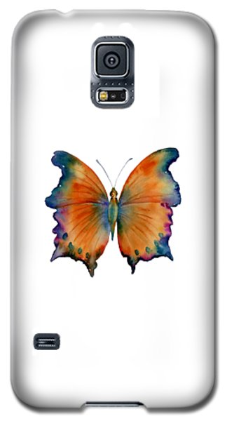 1 Wizard Butterfly Galaxy S5 Case by Amy Kirkpatrick