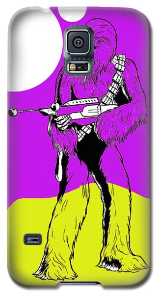 Star Wars Chewbacca Collection Galaxy S5 Case by Marvin Blaine