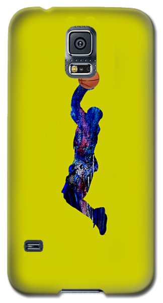 Basketball Collection Galaxy S5 Case by Marvin Blaine