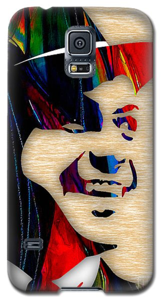 Frank Sinatra Collection Galaxy S5 Case by Marvin Blaine
