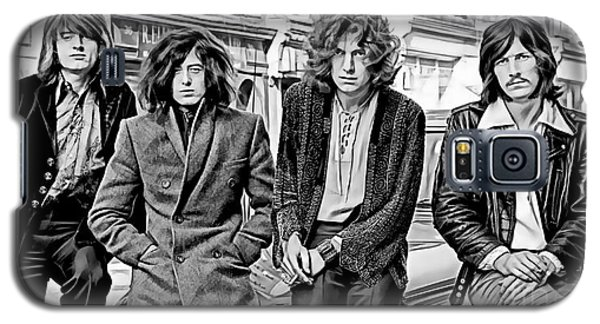 Led Zeppelin Collection Galaxy S5 Case by Marvin Blaine