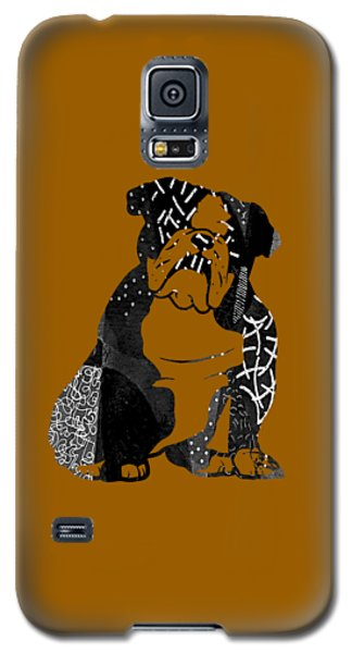 English Bulldog Collection Galaxy S5 Case by Marvin Blaine