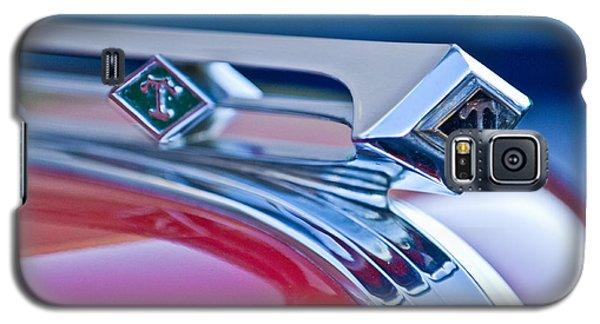 1949 Diamond T Truck Hood Ornament 3 Galaxy S5 Case by Jill Reger