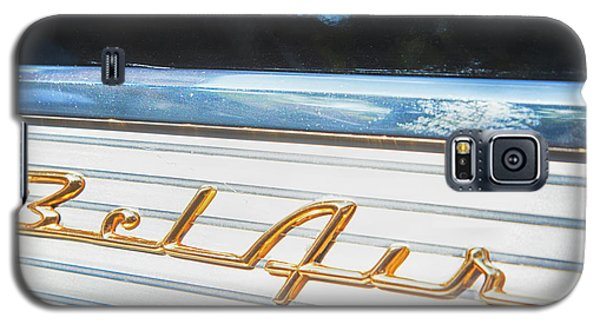 1957 Chevrolet Bel Air Galaxy S5 Case by Theresa Tahara