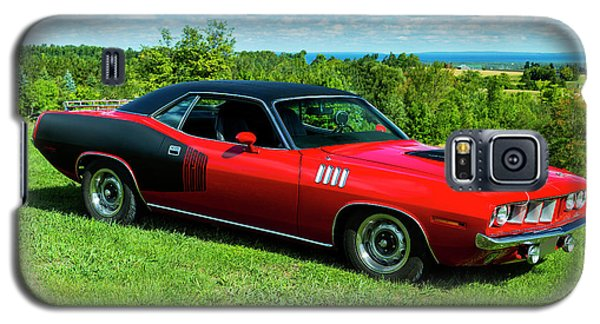 1971 Plymouth Galaxy S5 Case by Performance Image