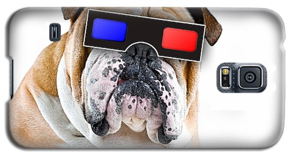 3d Dog Collection Galaxy S5 Case by Marvin Blaine