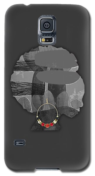 African Queen Galaxy S5 Case by Marvin Blaine