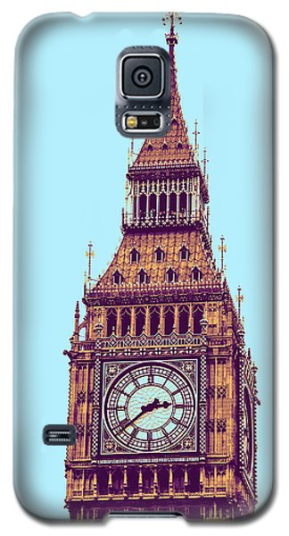 Big Ben Tower, London  Galaxy S5 Case by Asar Studios