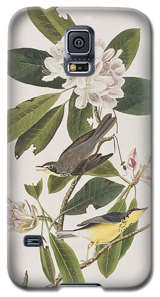 Canada Warbler Galaxy S5 Case by John James Audubon