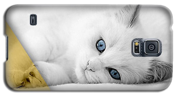Cat Collection Galaxy S5 Case by Marvin Blaine