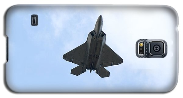 F-22 Raptor Galaxy S5 Case by Sebastian Musial