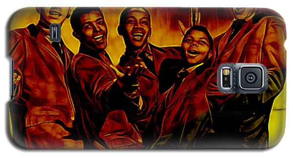 Frankie Lymon Collection Galaxy S5 Case by Marvin Blaine