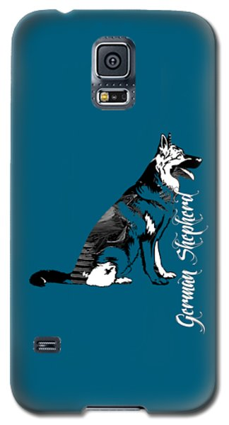 German Sheperd Collection Galaxy S5 Case by Marvin Blaine