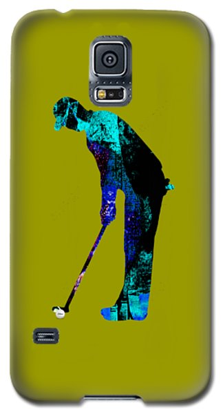 Golf Collection Galaxy S5 Case by Marvin Blaine