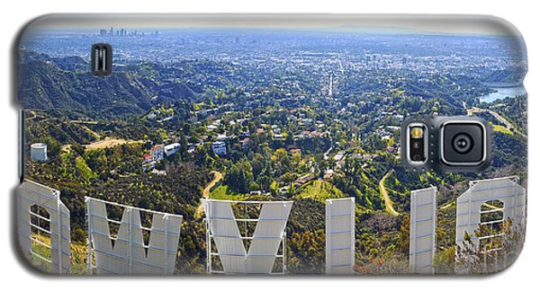 Iconic Hollywood  Galaxy S5 Case by Art K