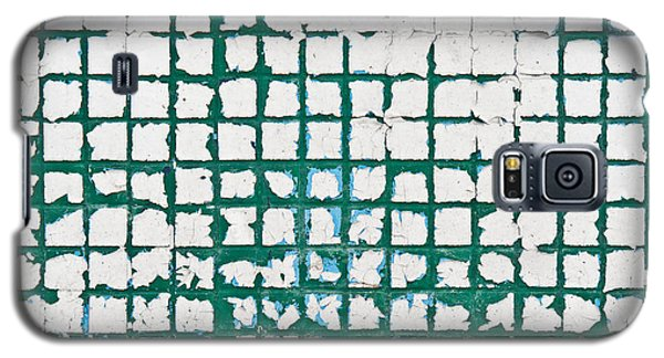 Old Tiles Galaxy S5 Case by Tom Gowanlock