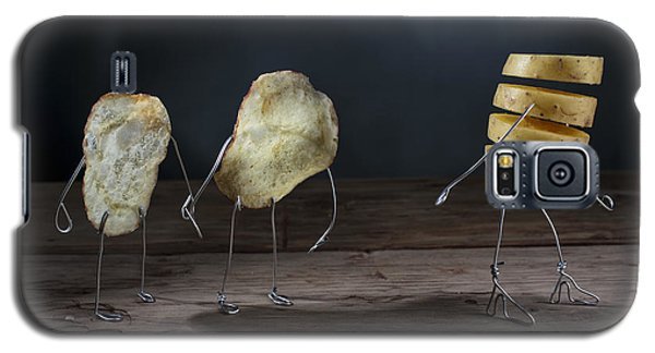 Simple Things - Potatoes Galaxy S5 Case by Nailia Schwarz