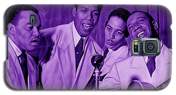 The Ink Spots Collection Galaxy S5 Case by Marvin Blaine