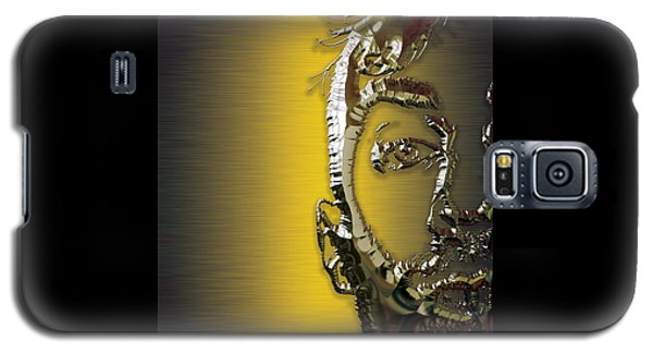 Travis Barker Blink 182 Collection Galaxy S5 Case by Marvin Blaine
