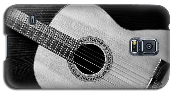 Acoustic Guitar Collection Galaxy S5 Case by Marvin Blaine