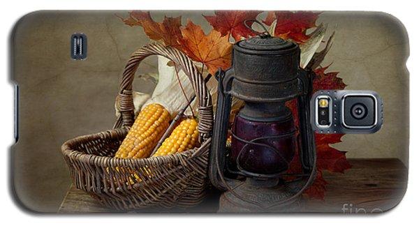 Autumn Galaxy S5 Case by Nailia Schwarz