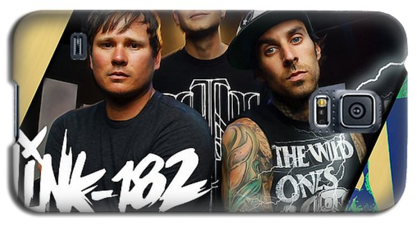 Blink 182 Collection Galaxy S5 Case by Marvin Blaine