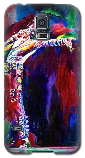 Jackson Magic Galaxy S5 Case by David Lloyd Glover
