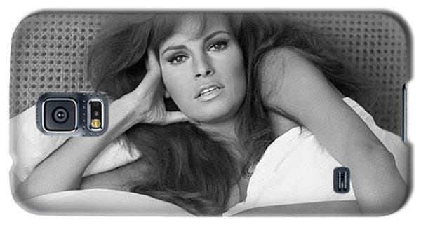 Galaxy S5 Cases - Raquel Welch Galaxy S5 Case by Terry O