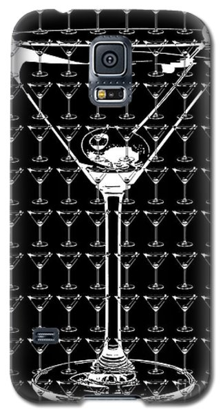 So Many Martinis So Little Time Galaxy S5 Case by Jon Neidert