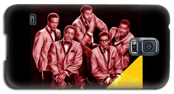 Music Galaxy S5 Cases - The Temptations Collection Galaxy S5 Case by Marvin Blaine