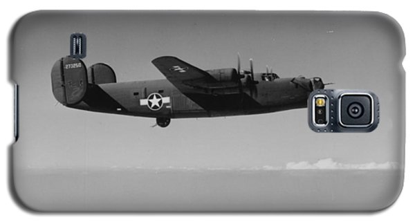 Wwii Us Aircraft In Flight Galaxy S5 Case by American School