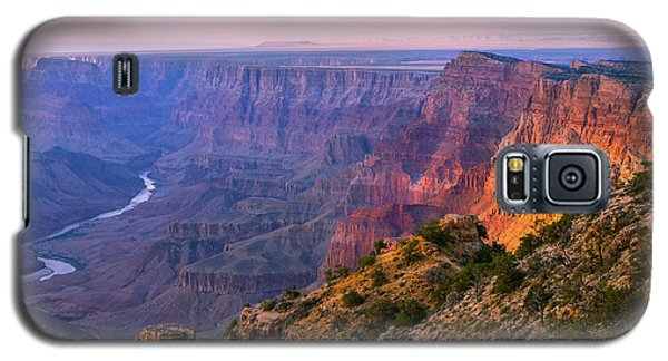 Canyon Glow Galaxy S5 Case by Mikes Nature