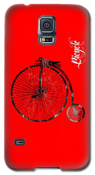 Bicycle Collection Galaxy S5 Case by Marvin Blaine