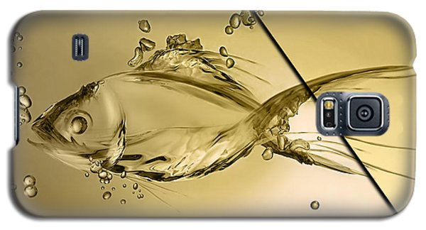 Fish Collection Galaxy S5 Case by Marvin Blaine