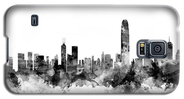 Hong Kong Skyline Galaxy S5 Case by Michael Tompsett